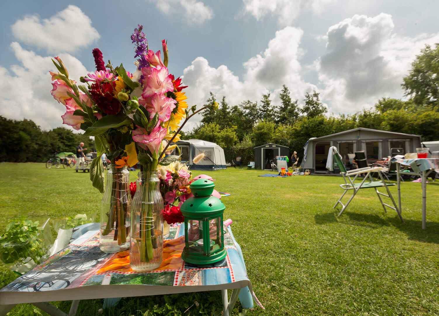 camping prive sanitair zeeland
