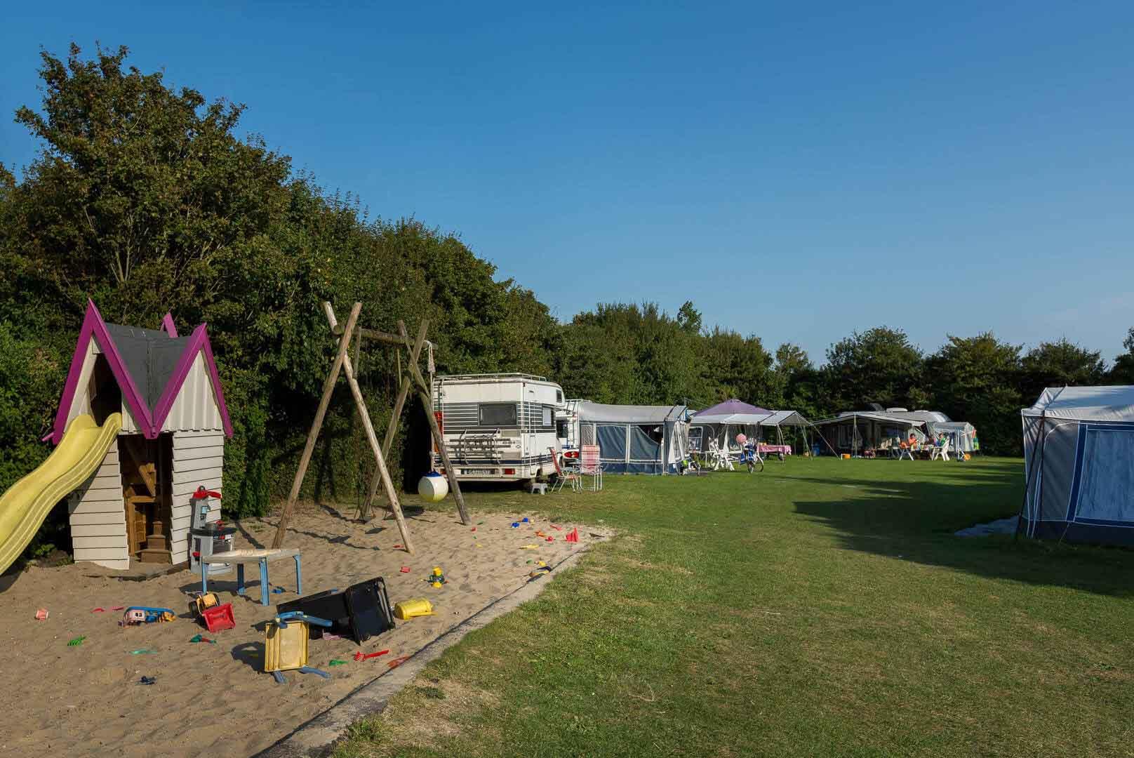 Campingplatz Zeeland